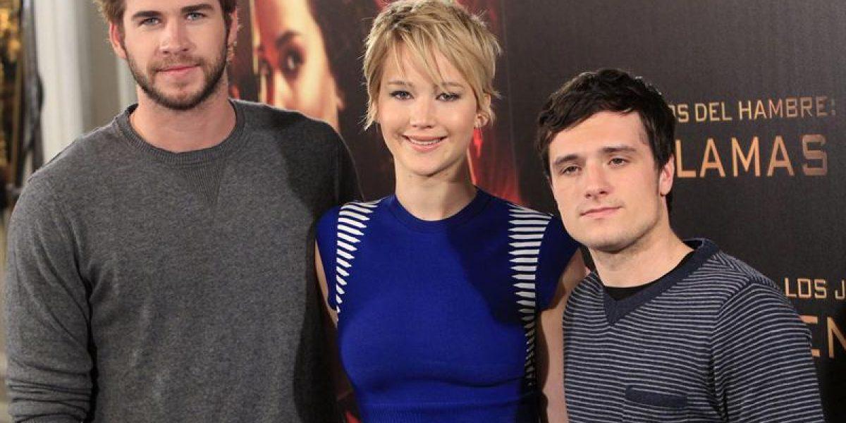 Jennifer Lawrence: Del glamour al desastre en segundos