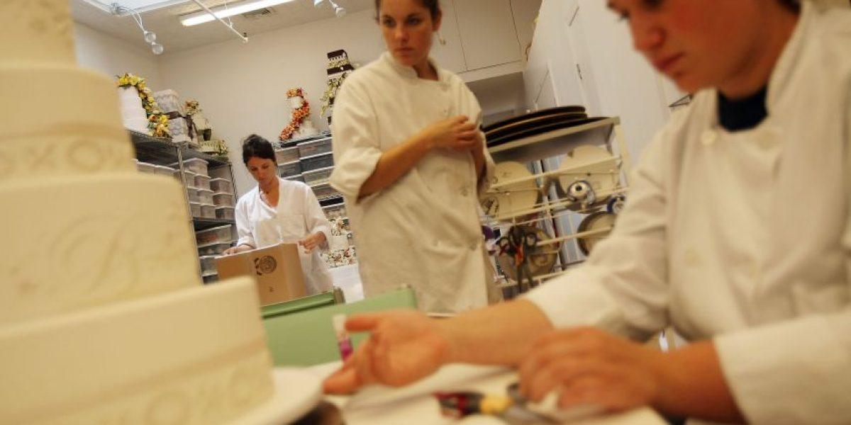 FOTOS: Cómo arruinar un pastel en cinco pasos...