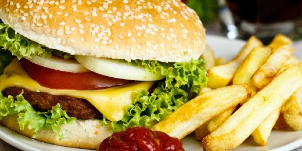 Un 9,1% crecen ventas de comida rápida durante el tercer trimestre del año