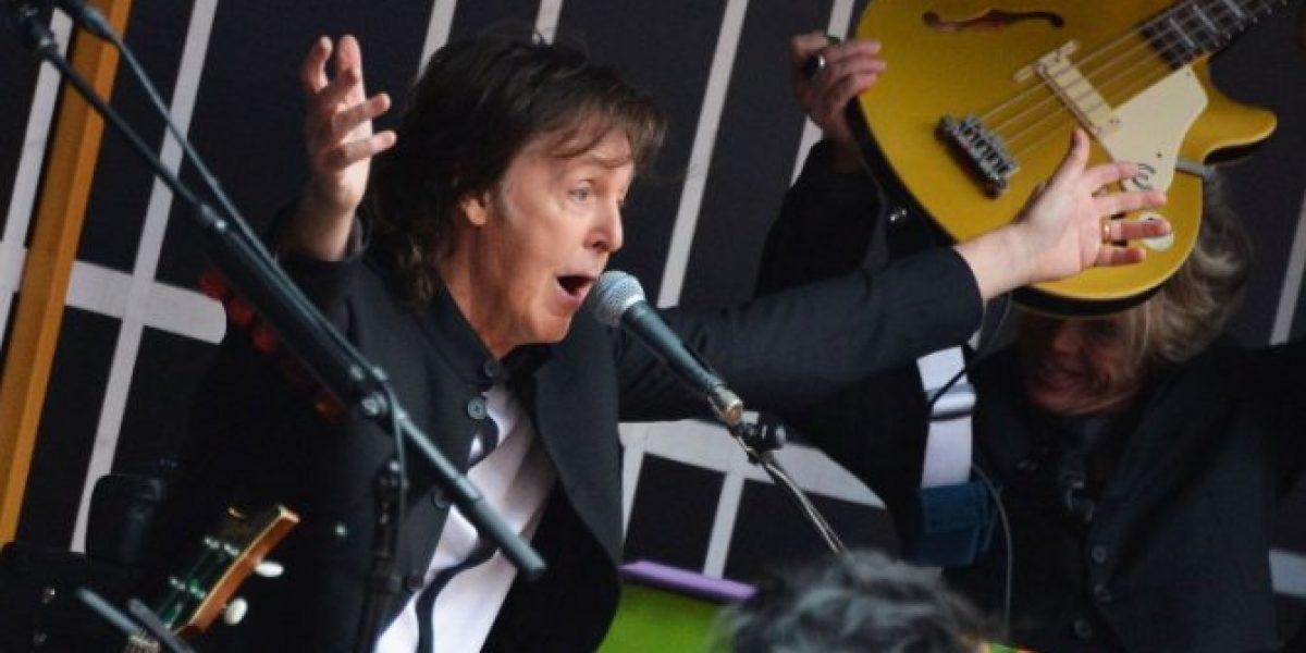 Paul McCartney pide a Putin liberación de los activistas de Greenpeace