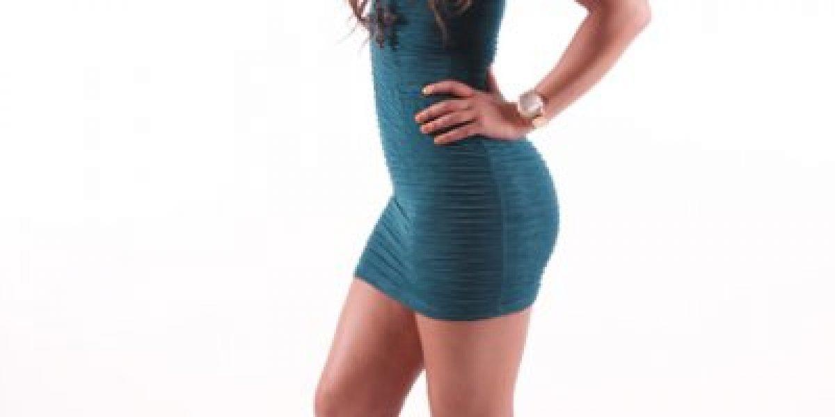 Jacqueline Gaete, la sexy chilena que triunfa en la TV de Ecuador