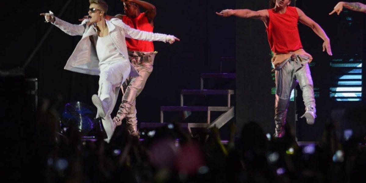 Justin Bieber pide disculpas en Twitter por incidente con bandera argentina
