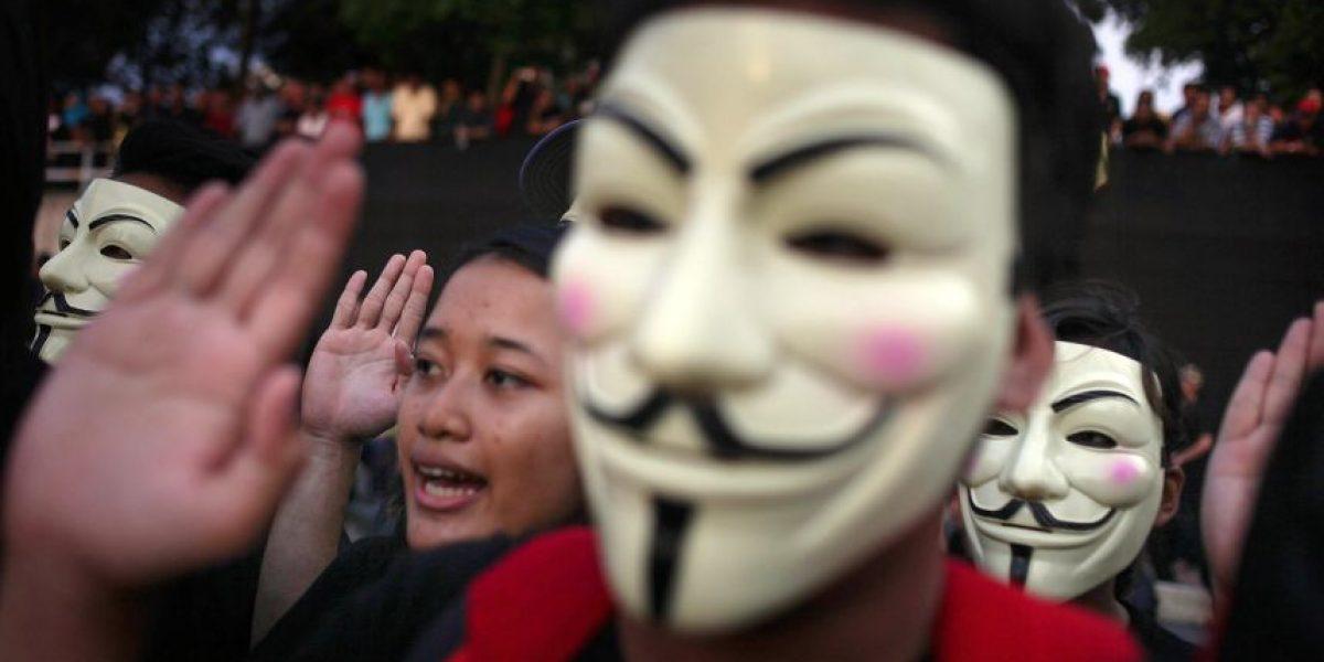 Anonymous amenaza con desatar su