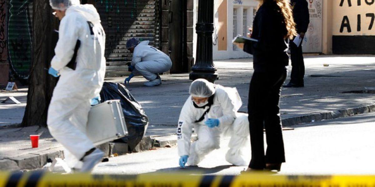 FOTOS: Riña en barrio Bellavista termina con un muerto y dos detenidos