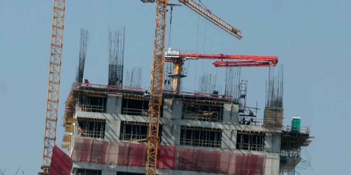 Estación Central vive un boom de la construcción inmobiliaria