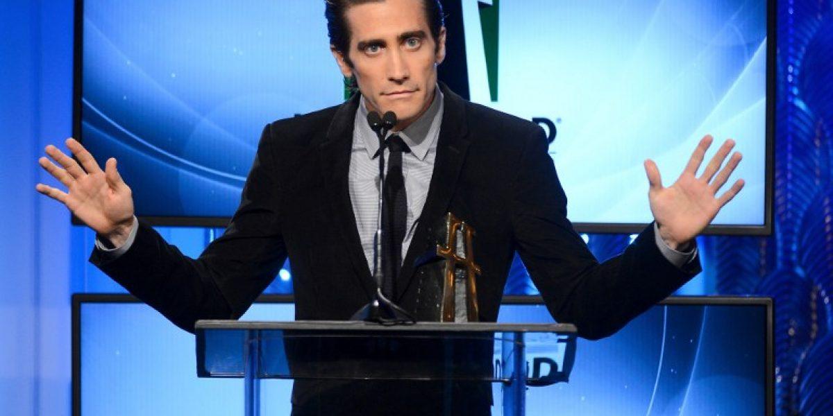 Jake Gyllenhaal herido de gravedad en la mano durante rodaje en Los Ángeles