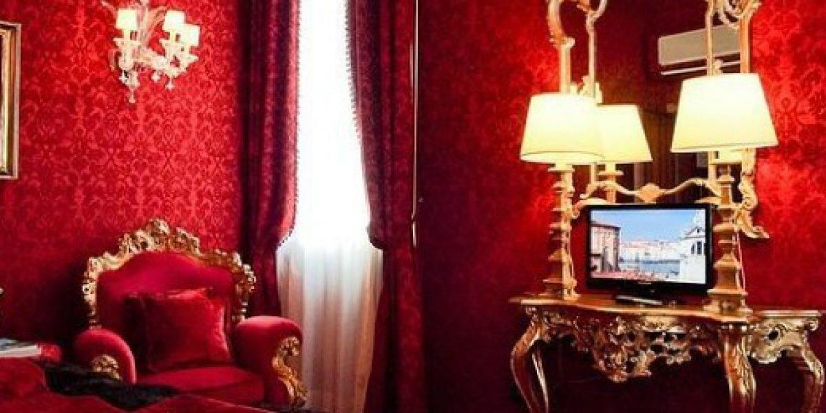 Galería: estas son las habitaciones de hotel más sexys del mundo
