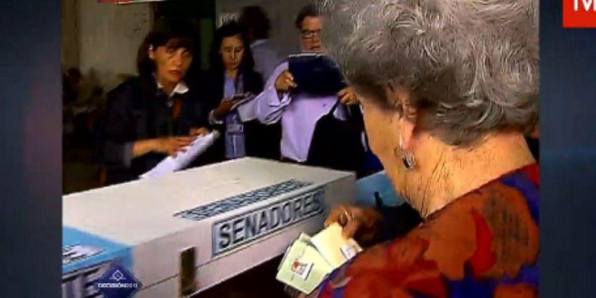Elecciones 2013: Ellos fueron los primeros en votar