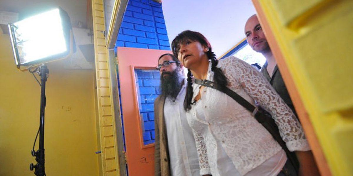 [FOTOS] Roxana Miranda vota en San Bernardo para recuperar comuna de las