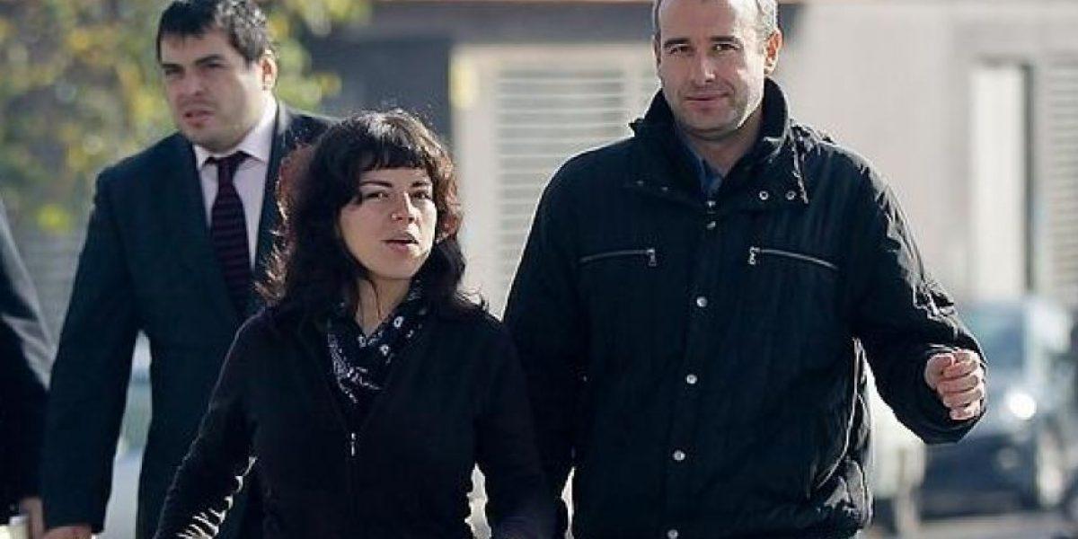 FOTOS: En prisión quedan los dos chilenos imputados de instalar bomba España