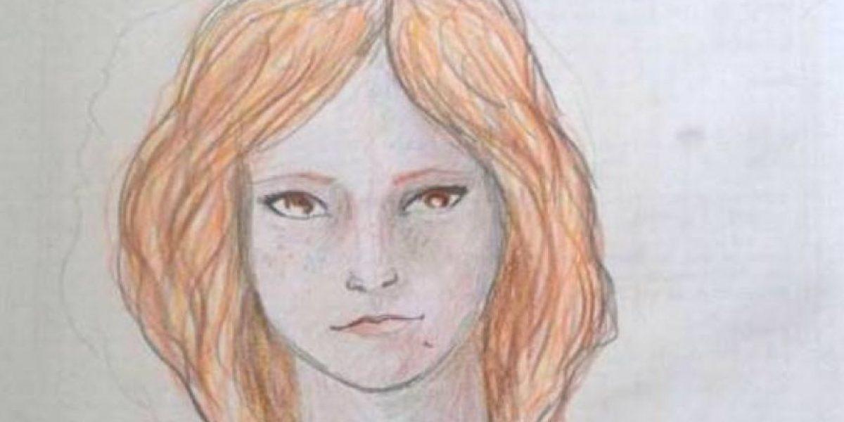 Los alucinantes autorretratos de una mujer bajo los efectos del LSD
