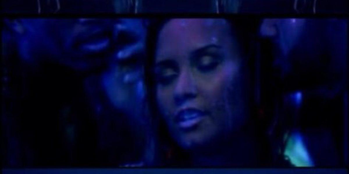 Demi Lovato sube la temperatura en Twitter con imágenes de su nuevo video