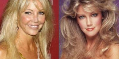"""El antes y después de los """"sex symbols"""" de los 80"""