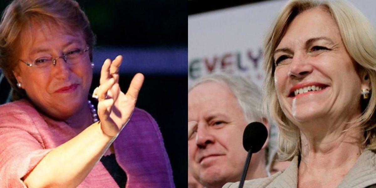 GALERÍA: Por segunda vez Chile tendrá una Presidenta