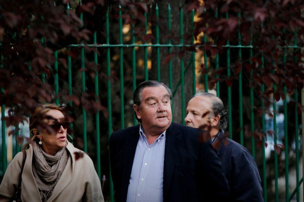 """""""La elección es un acto odioso"""". Cristián Labbé, ex alcalde de Providencia.. Imagen Por:"""