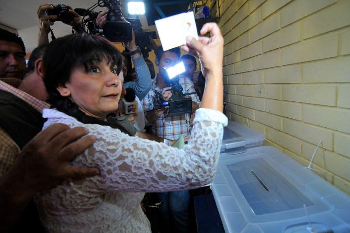 Roxana Miranda (Partido Igualdad): 83.687 votos es igual a $57.492.969 Foto:Agencia Uno. Imagen Por: