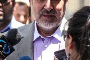 """""""Ahora van a sentir la voz del norte"""". Alejandro Guillier, senador independiente electo.. Imagen Por:"""