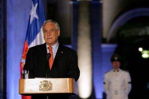 """""""Nos hubiera gustado una mayor participación de nuestros compatriotas"""". Sebastián Piñera.. Imagen Por:"""