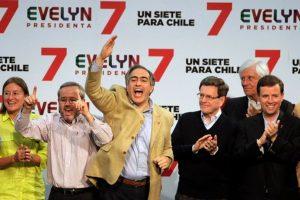 """""""El ¾ de la votación de Franco Parisi está disponible para votar por Evelyn Matthei"""". Francisco Chahuán, senador RN.. Imagen Por:"""