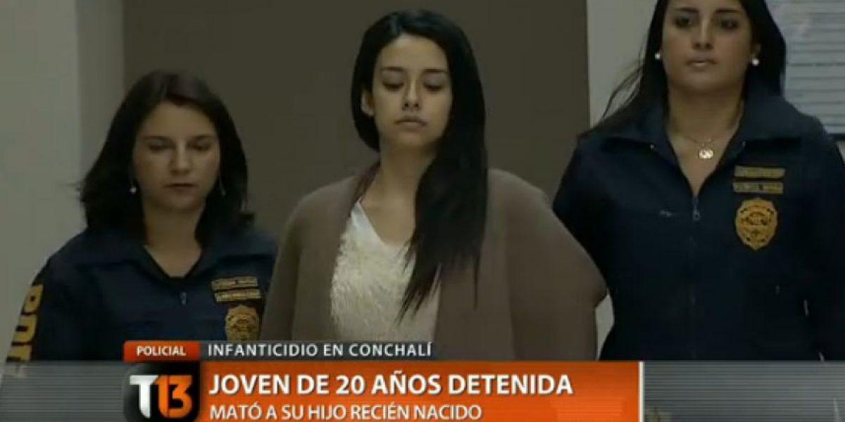 Esta joven universitaria está acusada de matar a su bebé recién nacido