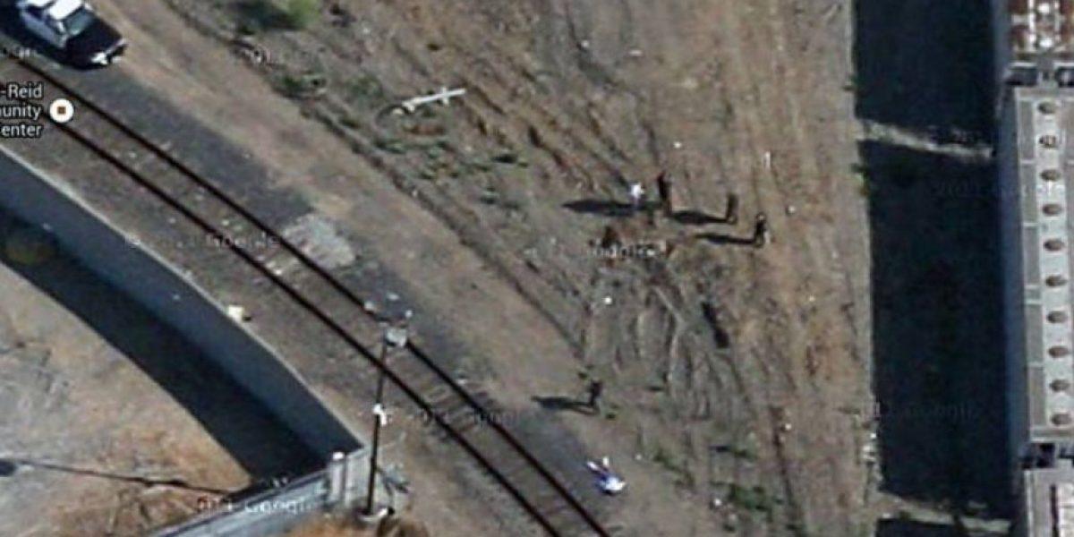 Esta foto de Google Maps genera una fuerte polémica y piden retirarla