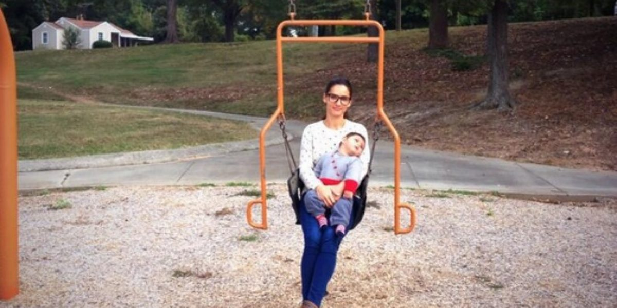 Leonor Varela sube a Twitter tierna foto con su hijo
