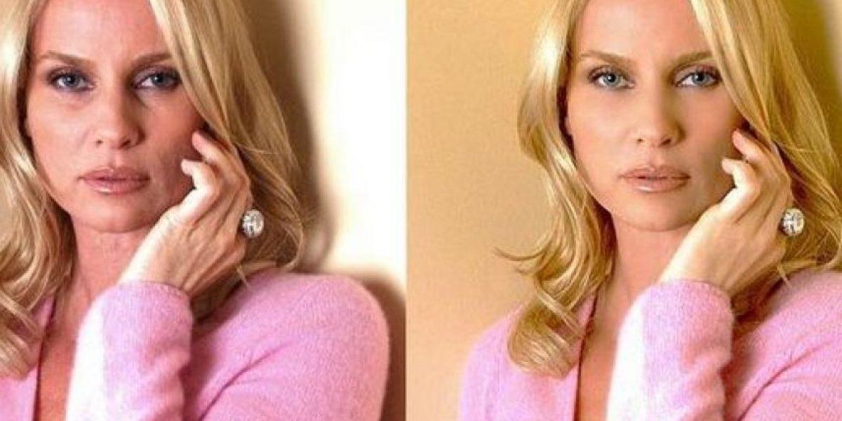 5 famosas que mejoraron con ayuda del Photoshop
