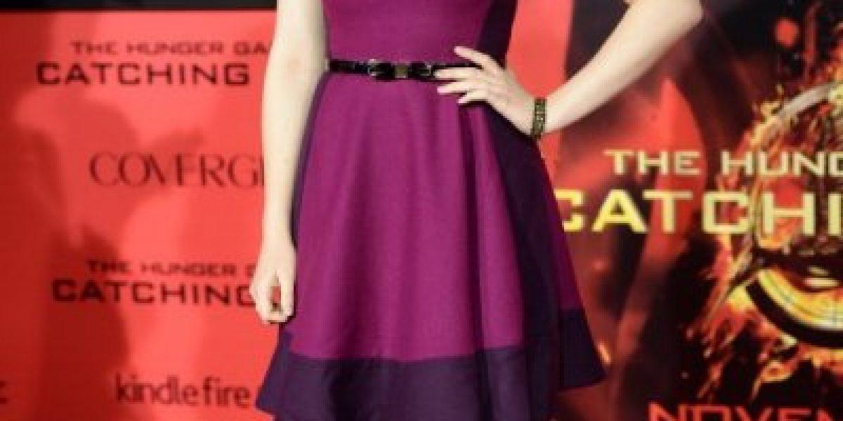 Las bellezas que acompañan a Jennifer Lawrence en