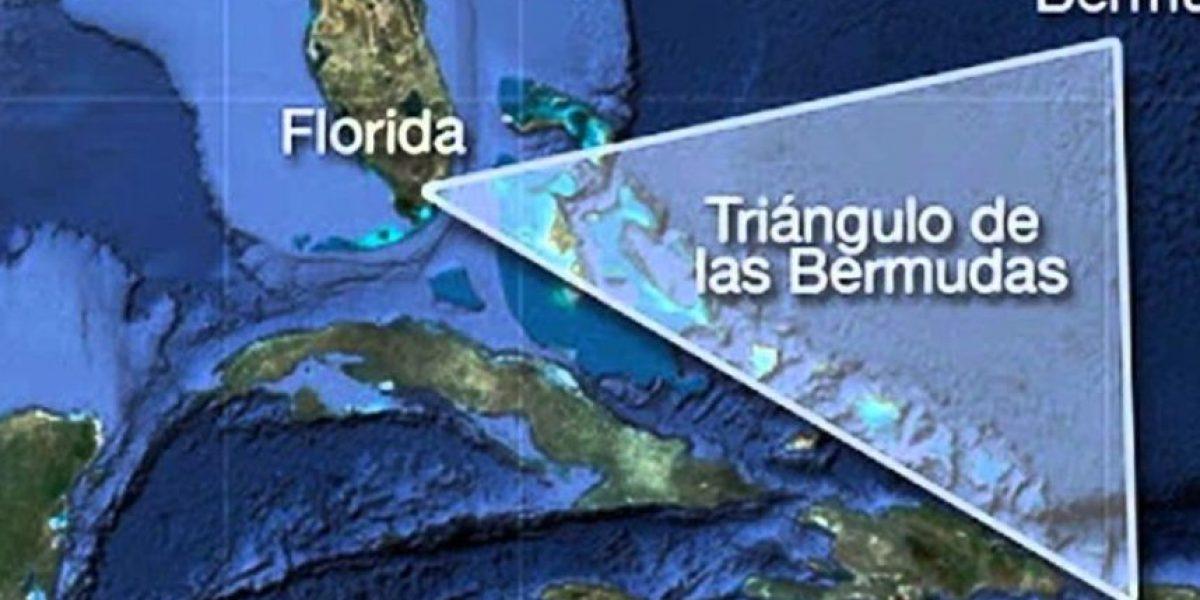 [FOTOS] Aseguran haber resuelto el misterio del Triángulo de las Bermudas