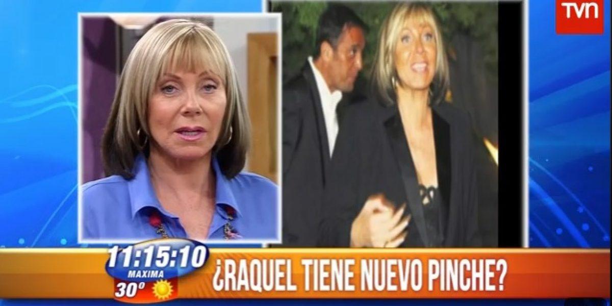 En BDAT se burlan de Raquel Argandoña por su joven acompañante en despedida de Massú
