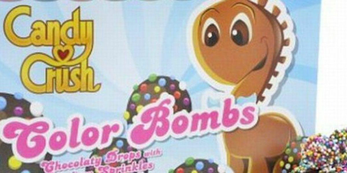 Lo que faltaba... ahora venden caramelos