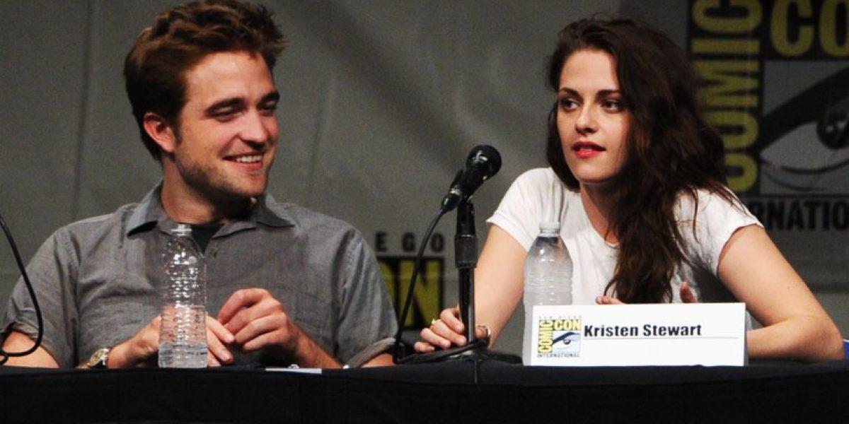 Kristen Stewart y Robert Pattinson vuelven a estar juntos