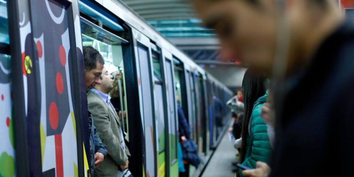 Servicio de la Línea 1 del Metro se encuentra parcialmente suspendido