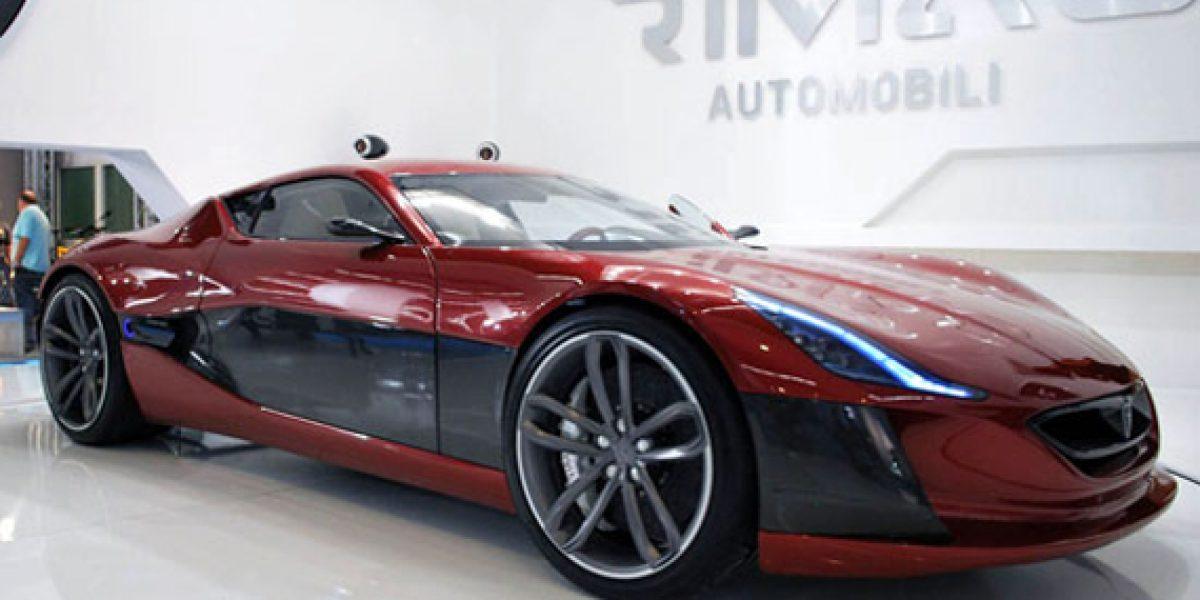 Rimac Concept One: El eléctrico más potente del mundo