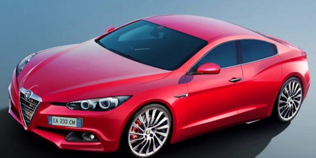 El nuevo Alfa Romeo Giulia
