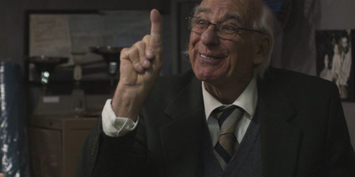 Pesar por muerte de Benito Quercia, el recordado Don Farid de