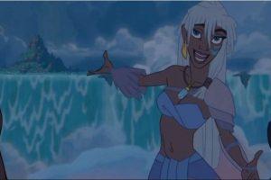 Foto:5. Kida (Atlantis). Ella habla varios idiomas y es bastante hábil en combate, así que puede hacer más cosas que tú en cualquier día común y corriente. Además, eventualmente se convierte en el soberano, como en una especie de presidenta. Foto: Buzzfeed. Imagen Por: