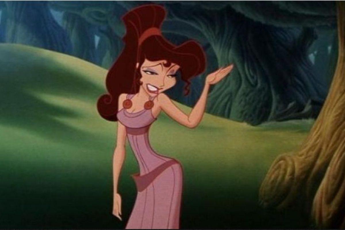 Foto:9. Megara (Hércules). Meg obtiene puntos extra por ser astuta e ingeniosa, pero su relación con el tipo malo (Hades) demuestra una verdadera carencia de juicio. Foto: Buzzfeed. Imagen Por: