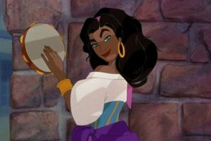 Foto:10. Esmeralda (El jorobado de Notre Dame). Esmeralda obtiene puntos extra por ser tan hábil en combate y defender la justicia – todo eso requiere tener una mente clara y analítica. Pero también cree en eso de la lectura de las manos, y todos sabemos que eso es un montón de mentiras. Foto: Buzzfeed. Imagen Por: