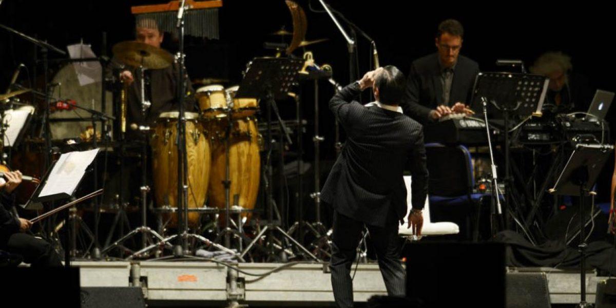 Ennio Morricone emocionó a un Bicentenario repleto