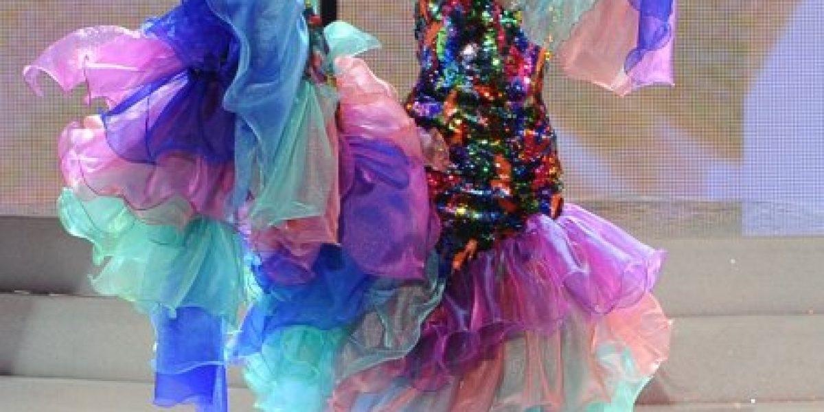 Jennifer López revivió la esencia de Celia Cruz en los AMA 2013