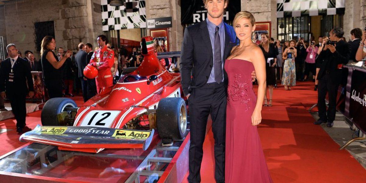 Chris Hemsworth y Elsa Pataky encallan con un yate en España