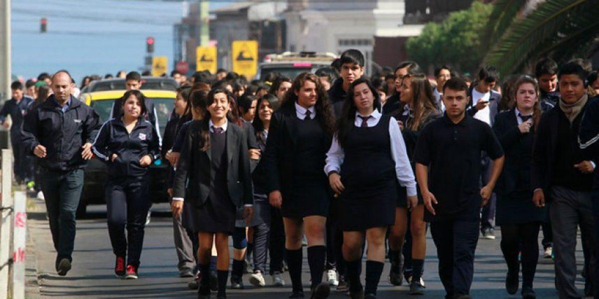Escolares de la Región Metropolitana participarán en el mayor simulacro de terremoto