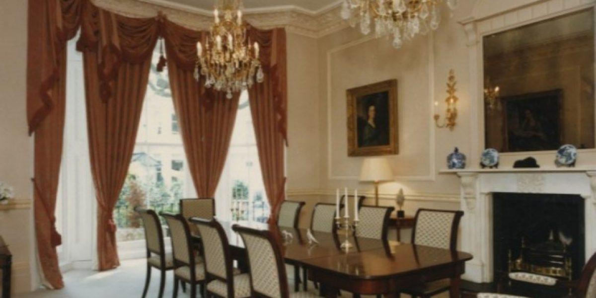 Esta es la millonaria casa que los Beckham se compraron en Londres