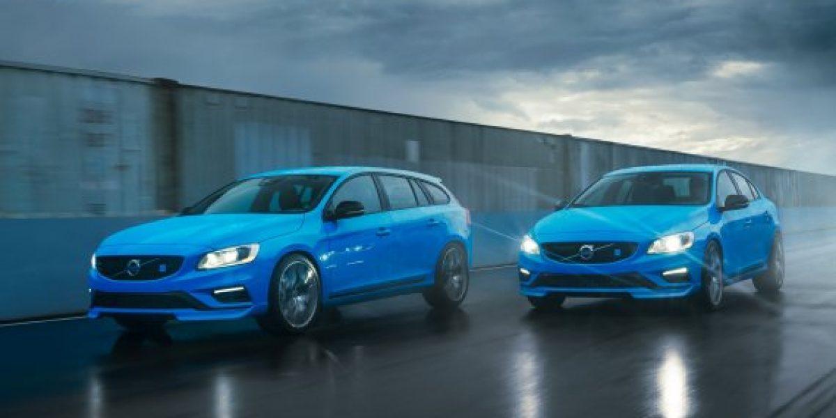 Estreno mundial del Volvo V60 y S60 diseñado por Polestar