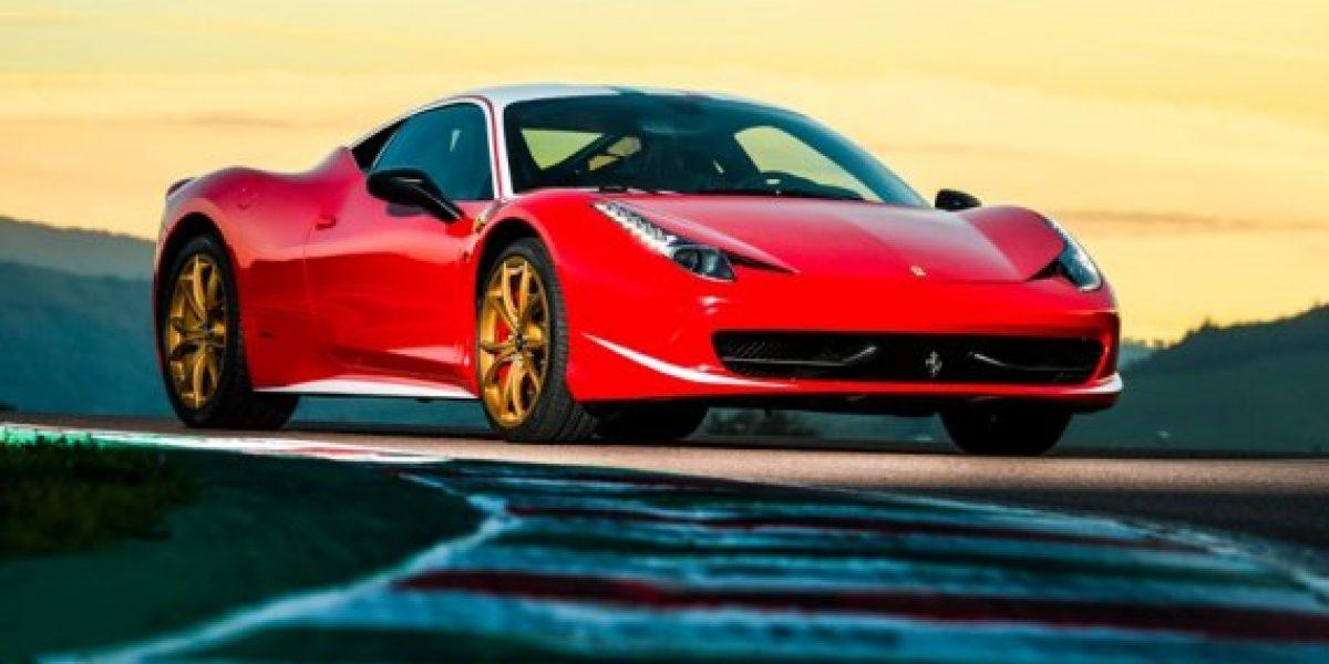 Ferrari crea versión especial del 458 Italia en honor a Niki Lauda