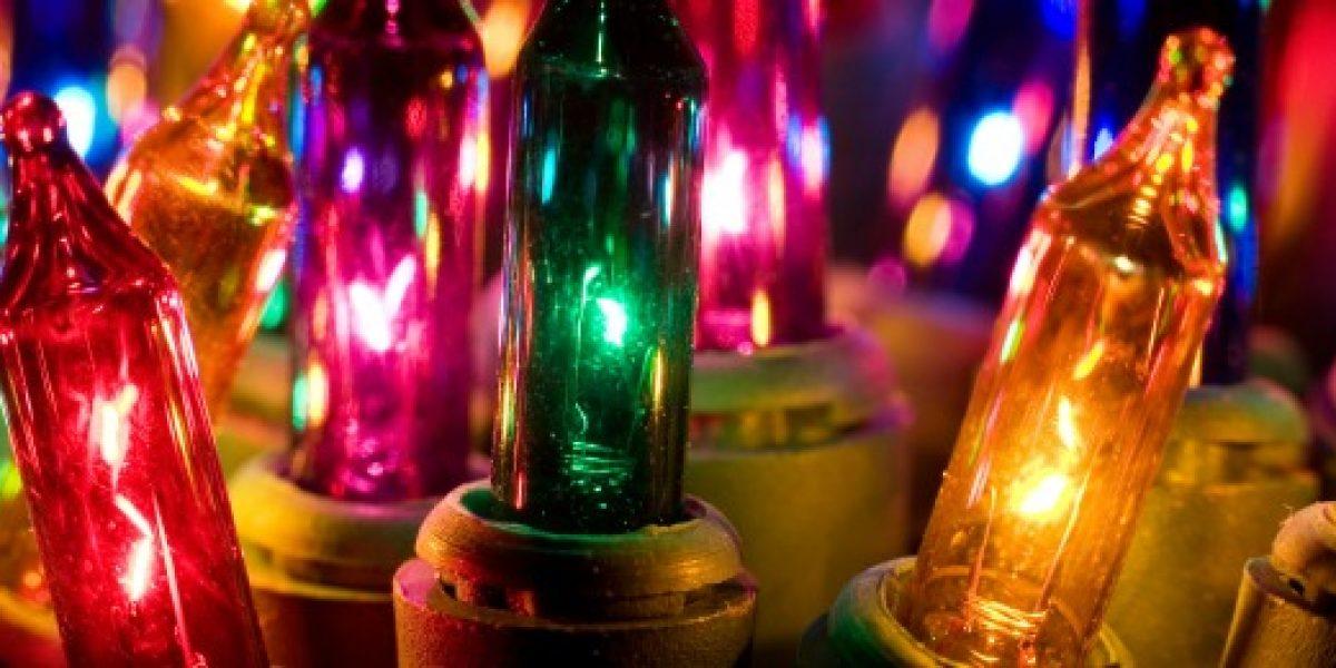 Prohíben a dos empresas del retail vender luces navideñas por no cumplir normativa de seguridad