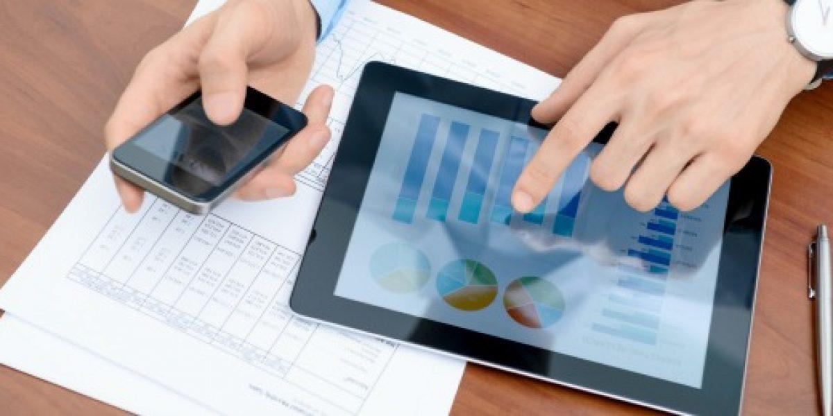 Tablets y smartphones lideran consumo tecnológico en 2013