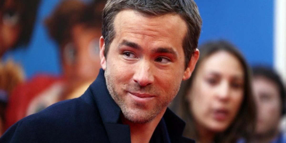 Ryan Reynolds: El gran éxito de mi vida es la gente que quiero