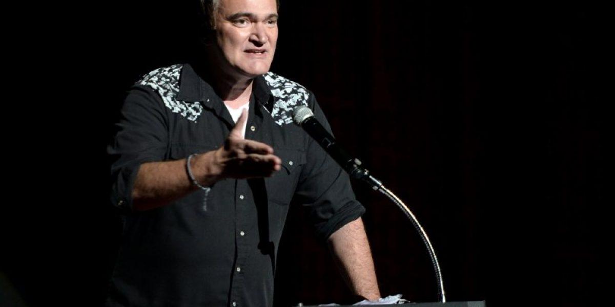 Tarantino confirma que trabaja en otro western